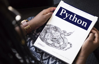 A manual with detailed guides on Python use cases for data analysis
