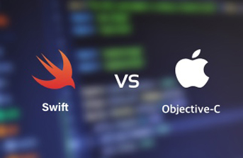 Swift and Objective-C logos