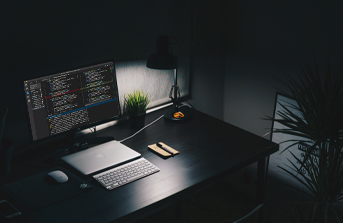 Workplace for a Python or R programmer