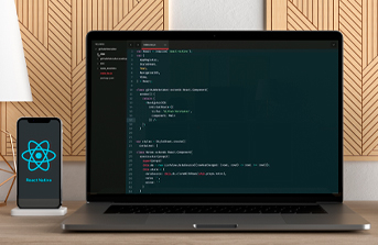 React Native framework for app development