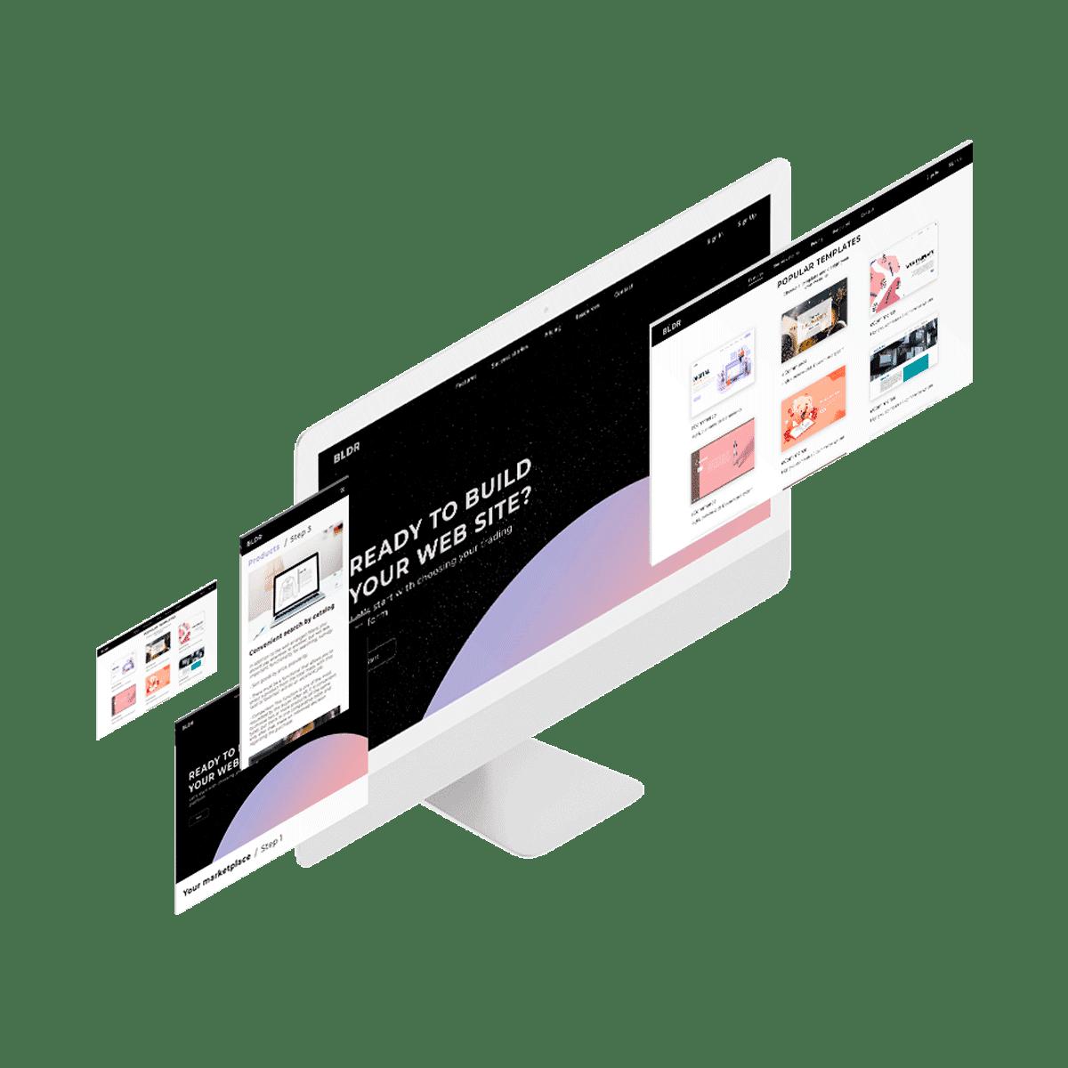 Website Builder Main